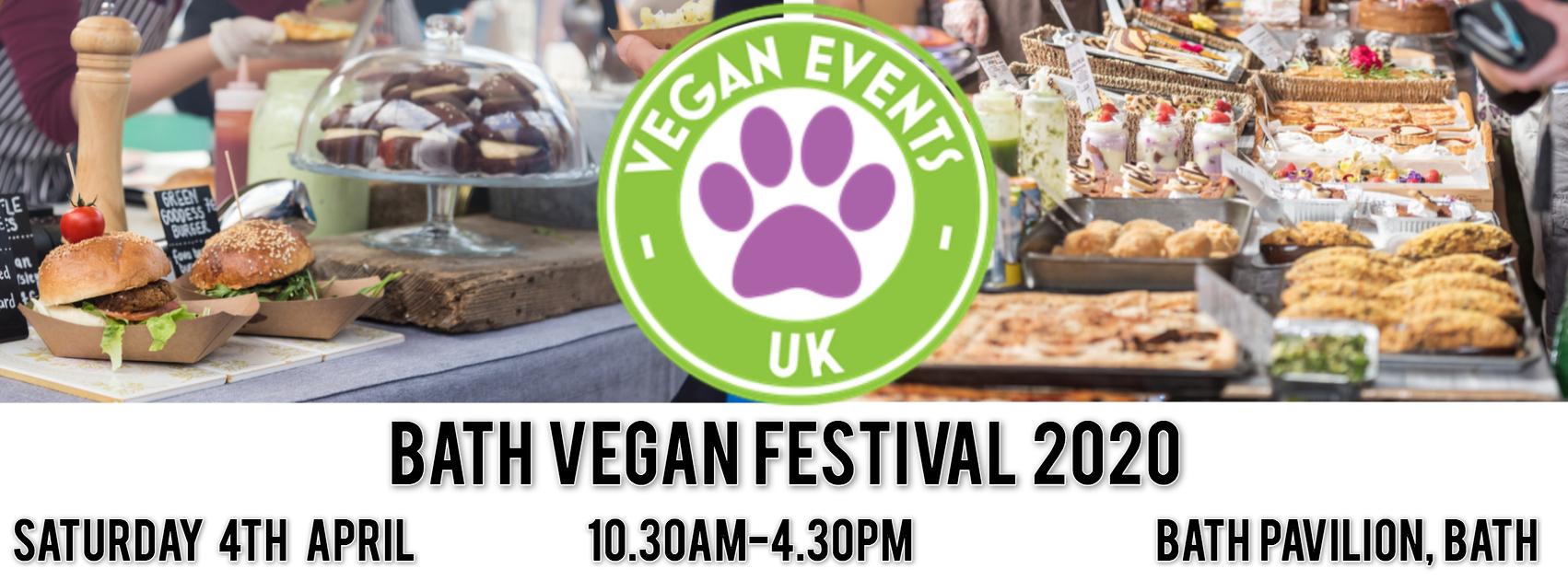 Vegan Festival 2020.Bath Vegan Festival
