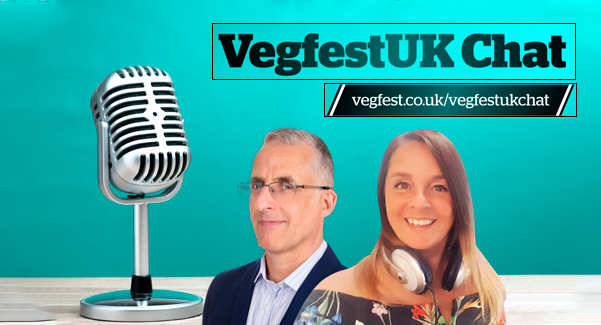 Introducing VegfestUK Chat – the new online chat show live stream