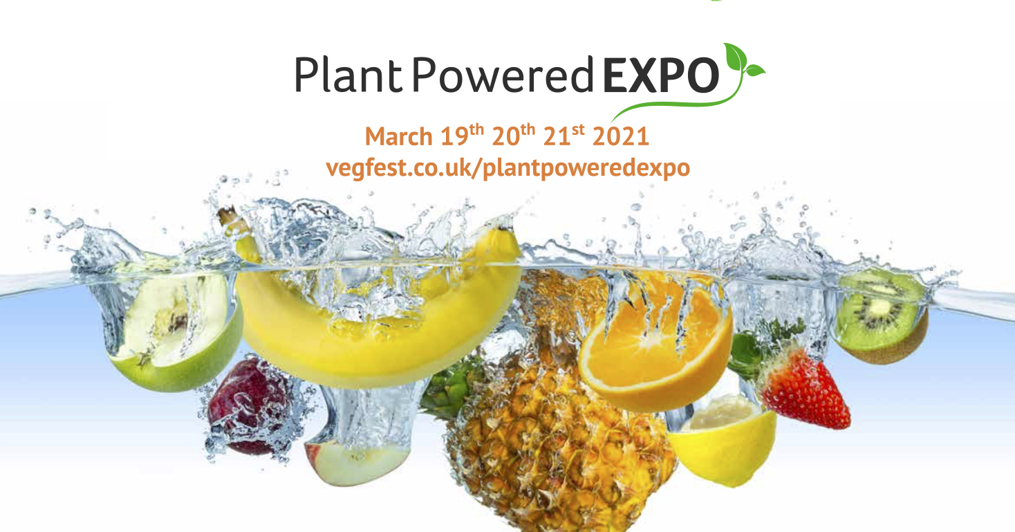 Plant Powered Expo returns for 2021 as an online event