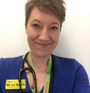 Dr Laura-Jane Smith